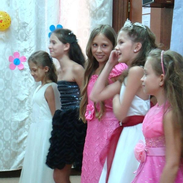 Конкурсы на выпускной 4 класс для девочек